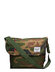 Odell - WOODLAND CAMO/MULTI ZIP