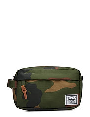 Chapter Carry On - WOODLAND CAMO/MULTI ZIP