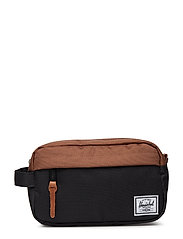 Chapter Carry On - BLACK/SADDLE BROWN