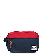 Chapter Carry On - NAVY/RED/WOODLAND CAMO