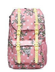 Herschel Little America Youth-Polka Floral Peony - POLKA FLORAL PEONY