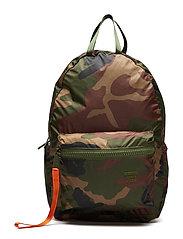 HS6 Backpack - WOODLAND CAMO