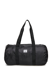 Packable Duffle - BLACK