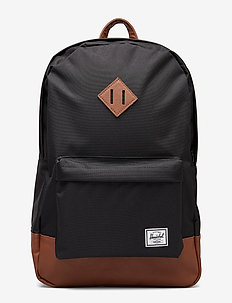 HERITAGE - backpacks - black