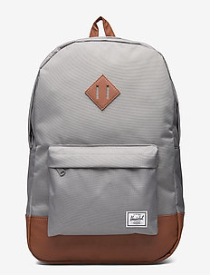 Heritage - backpacks - grey