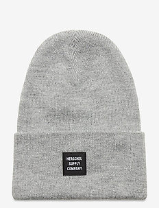 Abbott - beanies - heather light grey