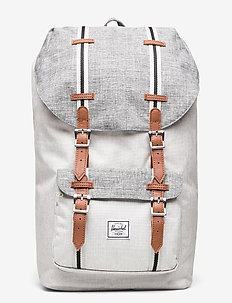 Herschel Little America-Raven Crosshatch/Vapor Cro - reput - raven crosshatch/vapor crossha