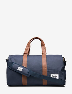 Novel - tassen - navy/tan
