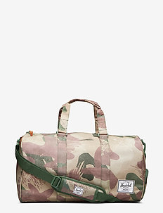 Novel - weekend bags - brushstroke camo