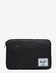 Anchor Sleeve for 12 inch Macbook - Black - BLACK
