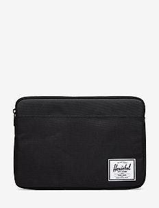 Anchor Sleeve for 13 inch Macbook - Black - BLACK