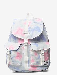 Dawson-Tie Dye Print/Blanc De Blanc - TIE DYE PRINT/BLANC DE BLANC