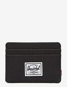 Charlie RFID - cardholder - black