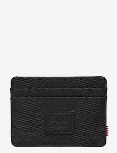 Charlie RFID-Black/Black - BLACK/BLACK
