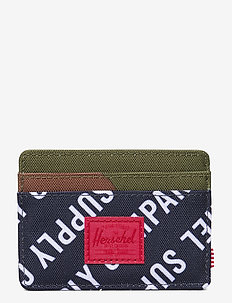 Charlie RFID-Roll Call Peacoat/Woodland Camo - cardholder - roll call peacoat/woodland cam
