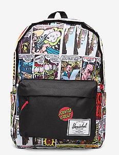 Classic X-Large - backpacks - porkchop hill/black