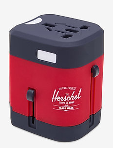 Travel Adapter - reise-accessoires - navy/red