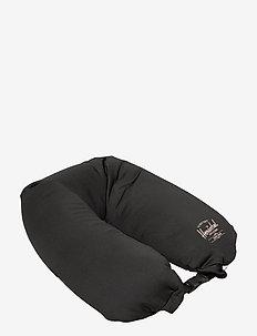 Micro Bead Pillow - Black - reisartikelen - black