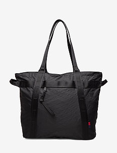 Studio Alexander Zip-Black - shoulder bags - black