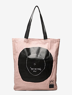Basquiat Long Tote-Ash Rose - ASH ROSE