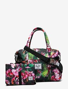 Strand Sprout - wickeltaschen - pixel floral