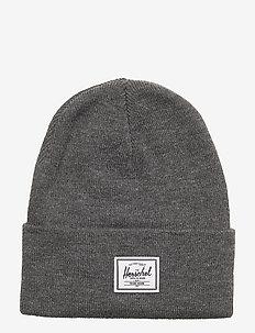 Elmer - bonnet - heather charcoal