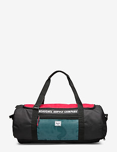 Sutton Carryall -Black/Red/Bachelor Button - BLACK/RED/BACHELOR BUTTON
