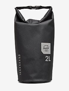 Dry Bag 2L-Black - bucket bags - black