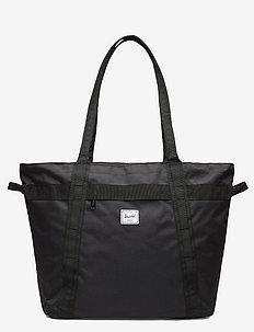 Alexander Zip-Black - casual shoppers - black