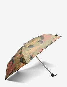 Triple Stage Umbrella-Woodland Camo/Dark Olive - WOODLAND CAMO/DARK OLIVE