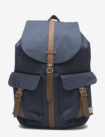 Dawson - reput - navy/tan synthetic leather