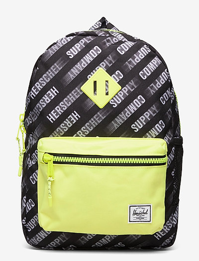 Heritage Youth - reput - hsc montion black/highlight