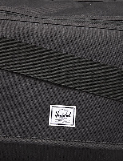 Herschel Grade-black- Olkalaukut Black