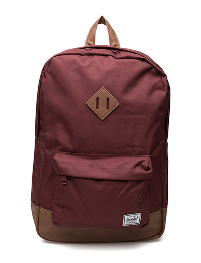Heritage - WINDSOR WINE/TAN SYNTHETIC L