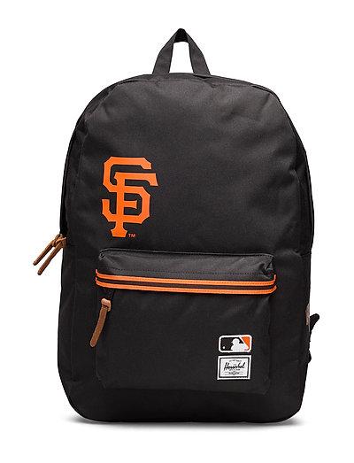 Heritage - San Francisco Giants Rucksack Tasche Schwarz HERSCHEL