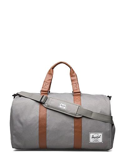 Novel - 600d Poly Grey Bags Weekend & Gym Bags Grau HERSCHEL
