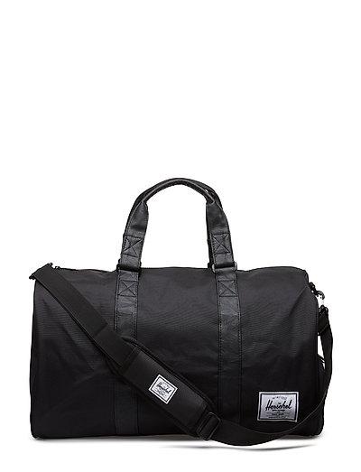 Novel - Black/Black Pu Bags Weekend & Gym Bags Schwarz HERSCHEL