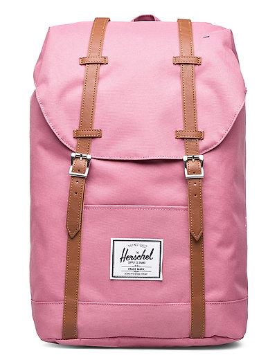 Retreat-Heather Rose Bags Backpacks Leather Backpacks HERSCHEL