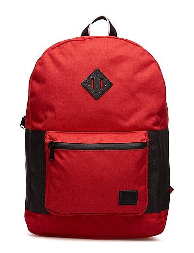 Ruskin Rucksack Tasche Rot HERSCHEL