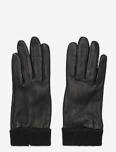 Idun - gants - black