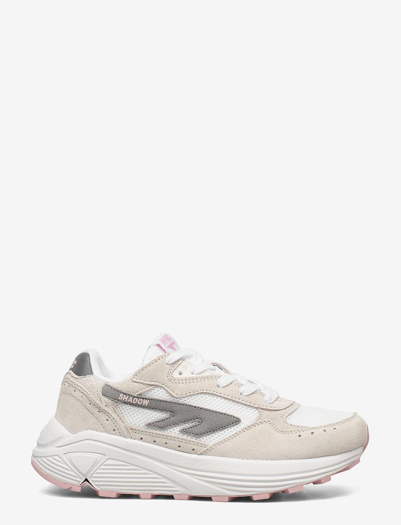 Hi-Tec - HT HTS SHADOW RGS OFF WHT-PEACH - sneakers med lav ankel - off wht-peach - 1