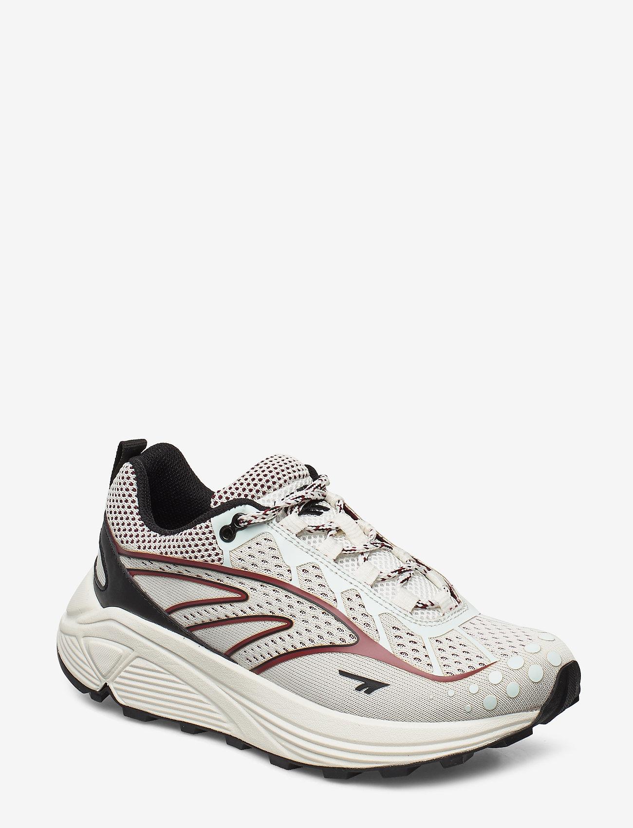 Hi-Tec - HT RGS FIZO COTTON/RICH ROSEWOOD - chunky sneakers - cotton/rich rosewood - 0