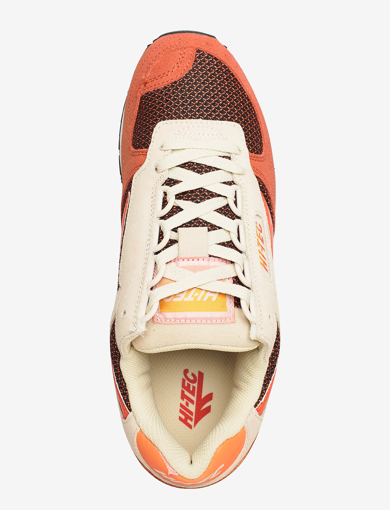 Ht Silver Shadow Ochre/birch/mandarin Red/orange (Ochre/birch/red/orng) (60 €) - Hi-Tec CBQFvJnN