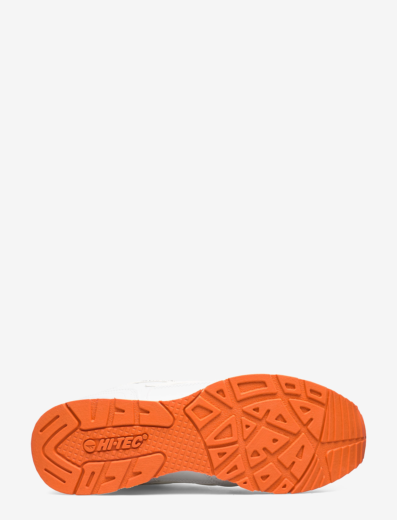 Hi-tec Ht Silver Shadow White/black/red Orange - Sneakers Orng