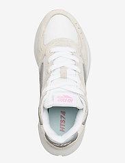 Hi-Tec - HT HTS SHADOW RGS OFF WHT-PEACH - sneakers med lav ankel - off wht-peach - 3