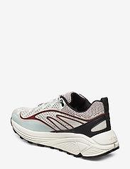 Hi-Tec - HT RGS FIZO COTTON/RICH ROSEWOOD - chunky sneakers - cotton/rich rosewood - 2
