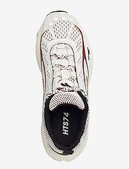 Hi-Tec - HT RGS FIZO COTTON/RICH ROSEWOOD - chunky sneakers - cotton/rich rosewood - 3