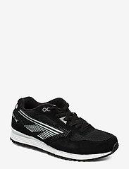 Hi-Tec - HT BW 146 BLACK/WHITE - lav ankel - black/white - 0