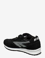 Hi-Tec - HT BW 146 BLACK/WHITE - lav ankel - black/white - 2