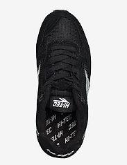 Hi-Tec - HT BW 146 BLACK/WHITE - lav ankel - black/white - 3
